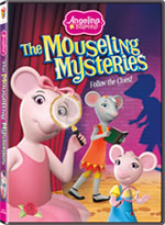 The Mouseling Mysteries